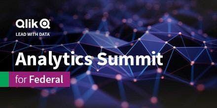 Qlik Analytics Summit for Federal