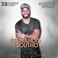 Acstico Sertanejo com Fernando Southo