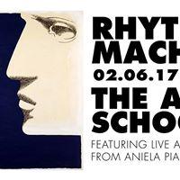 Rhythm Machine - The Art School - Glasgow
