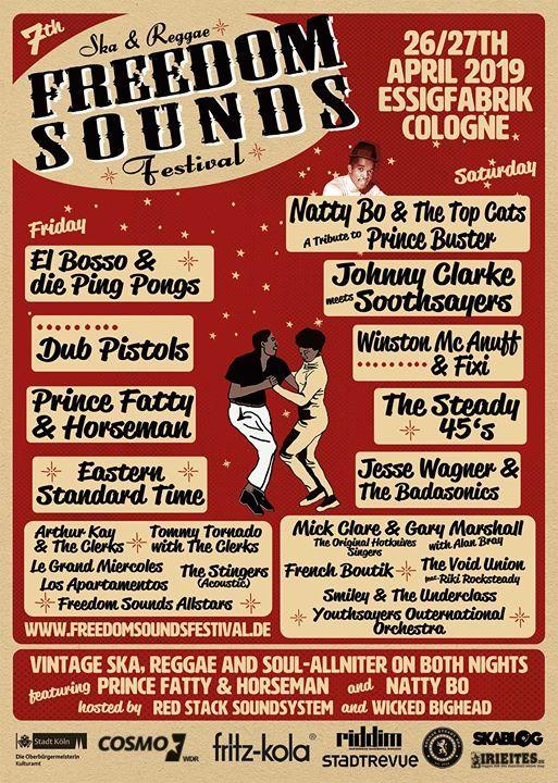 Freedom Sounds Festival No. 7 - Friday