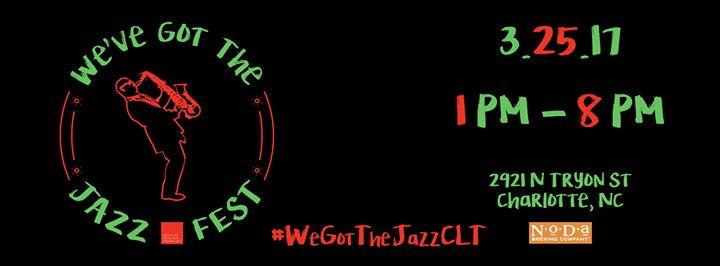 Weve Got the Jazz Festival