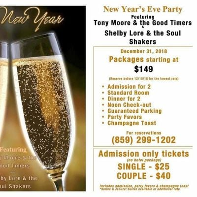 New Years Eve Lexington Ky