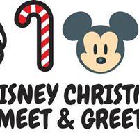 A Disney Christmas Meet &amp Greet