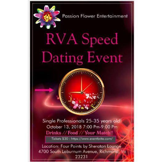 Speed dating richmond va