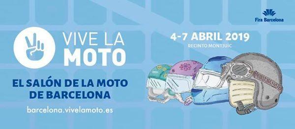 Vive La Moto el gran saln de la moto de Barcelona
