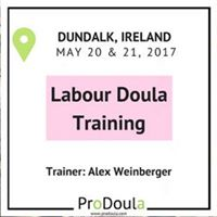 Labour Doula Training Dundalk Ireland