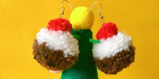 Crafty Christmas for Adults with Jacqui Kelleher