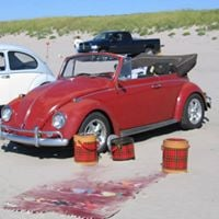 Rose City Volksters Annual Beach Cruise