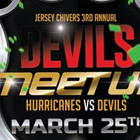 Jersey Chivers 3rd Annual Devils Meetup