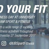National Fitness Day at Sport &amp Fitness
