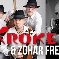 KROKE &amp ZOHAR Fresco (nowy termin koncertu)
