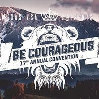 Texas VSA Presents Convention XVII - Be Courageous