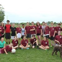 Youth Gaelic Football Try It Session - Free
