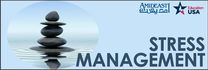 Stress Management (New) by EducationUSA at Amideast