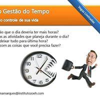 Workshop Gesto do Tempo