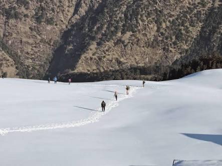 Chopta Chandrashila Trek - Himalayas
