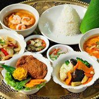 Cena Thai con Somphit Hettom