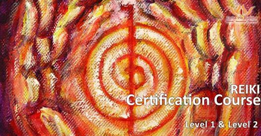 Reiki Certification Course (Level 1 and 2)