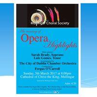 An Evening of Opera Highlights