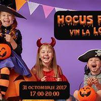 Kids Halloween Party Lotus Oradea