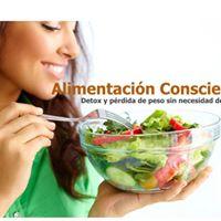 Alimentacin Consciente - Detox prdida de peso