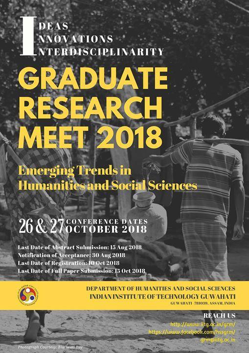 Graduate Research Meet 2018