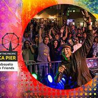 HUSHfest Santa Monica Pier - Music is 4 Lovers &amp Subsuelo