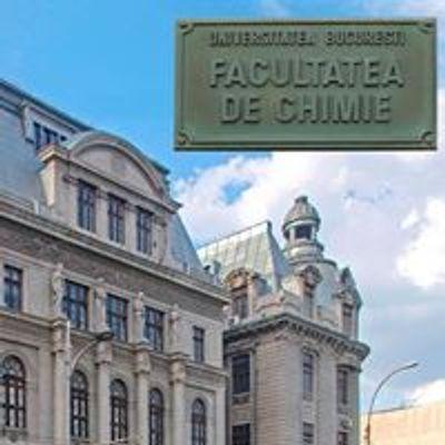 Facultatea de Chimie, Universitatea din Bucuresti