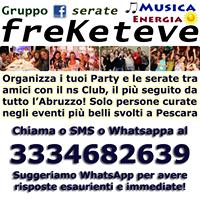 FreKeteve Club 3334682639 Serate di Gruppo a Pescara Eventi Cene per Single