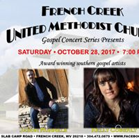 FCUMC Gospel Concert Series presents Coberly &amp Runnels