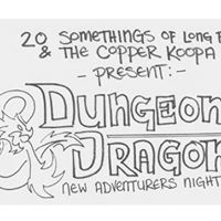 Dungeons &amp Dragons New Adventurers Night