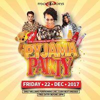 Pyjama PARTY  13th Annual Hot 100 Vodka Cruiser Pyjama Party