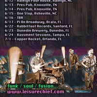 Leisure Chief at Pour House Music Hall - (Raleigh NC) 612