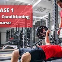 EPI Phase 1 Strength &amp Conditioning Course - Dublin Ireland