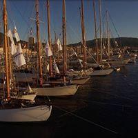 Giro della Corsica per raduno di barche depoca