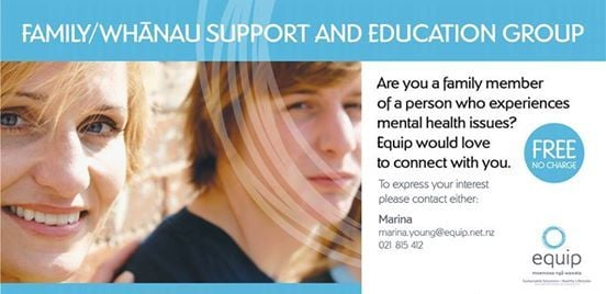 FamilyWhnau Support and Education Group