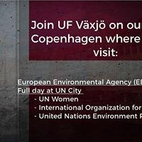 UF VXJO to Copenhagen