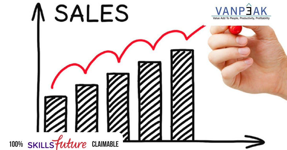 SALES BASICS SELLING TO GEN X GEN Y & MILLENNIALS [Skillsfuture Claimable]
