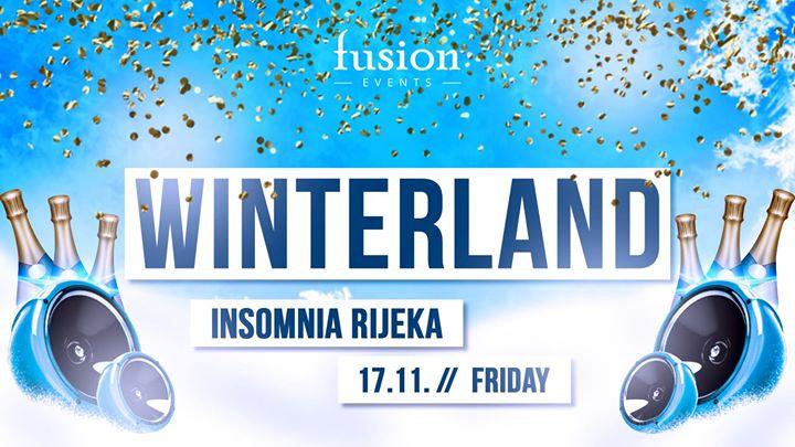 Fusion Winterland at Insomnia Rijeka - 17.11.