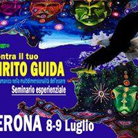Incontra il tuo Spirito GUIDA - Seminario Esperenziale