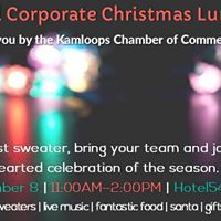 4th Annual Corporate Christmas Luncheon