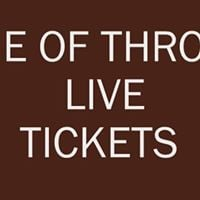 Game Of Thrones Live Tickets [American Airlines Center - Dallas]