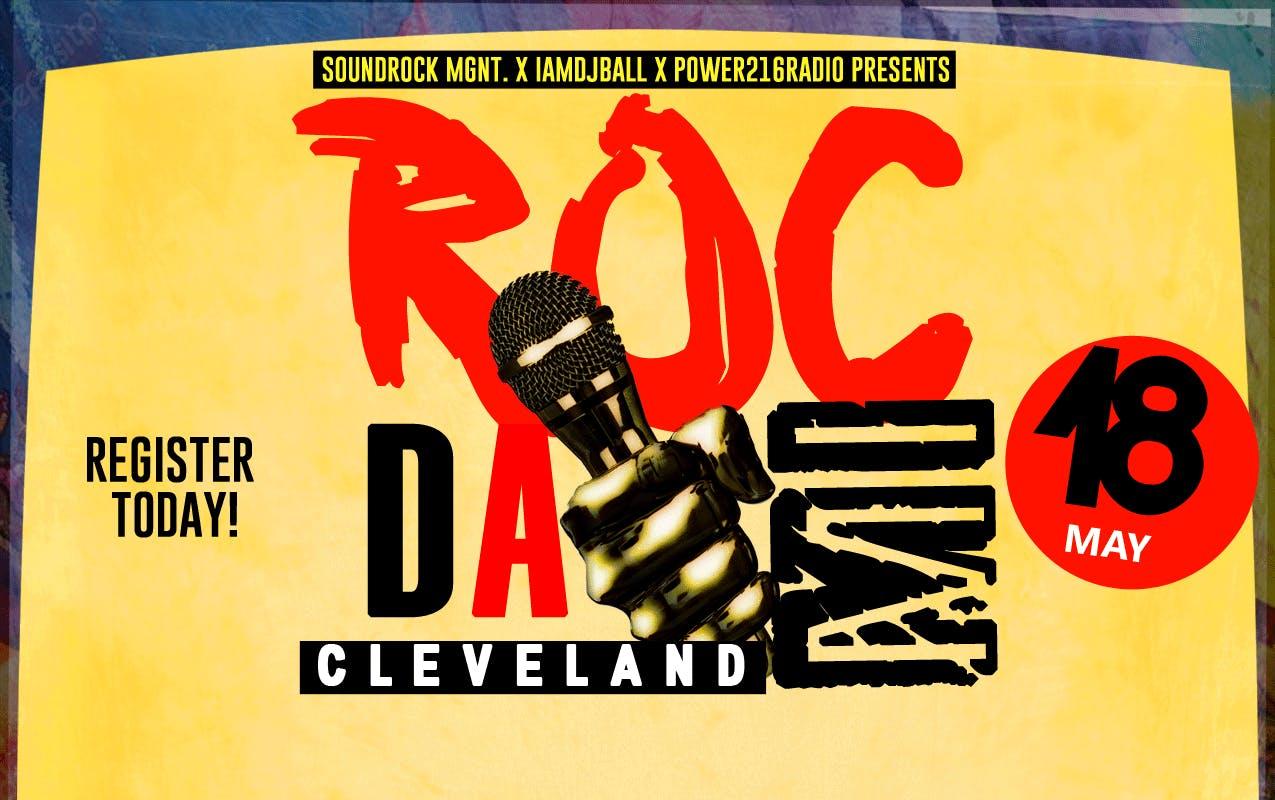 Roc Da Mic Music Showcase Tour Reloaded At Club Anatomy Cleveland