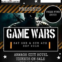 Game Wars At The Armagh City Hotel Armagh