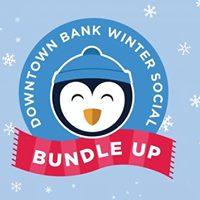 Bundle Up On Downtown Bank