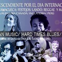 Encuentro de Musica Afrodescendiente Mier 8 de marzo