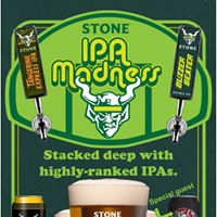 Stone IPA Madness Bar Games &amp Giveaways at College Bar &amp Grill