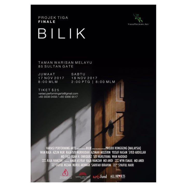 Projek Tiga - Bilik (Season Finale)