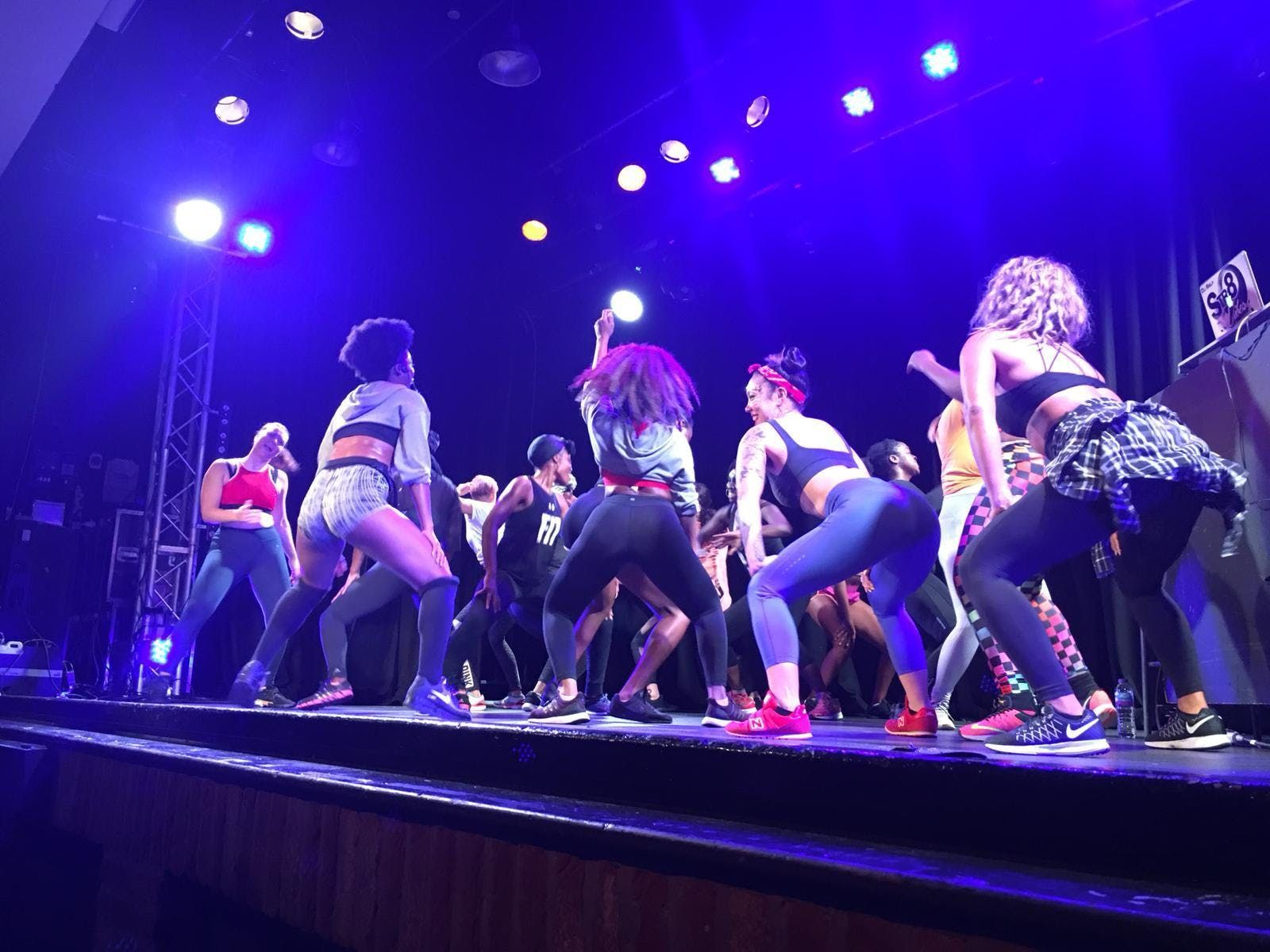 Soca vs. Dancehall Twerk n Whine Masterclass Amsterdam