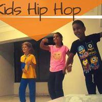 Kids Hip Hop course -